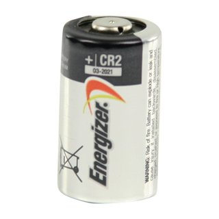 Lithium-Batterie CR2 3 V 1-Blister