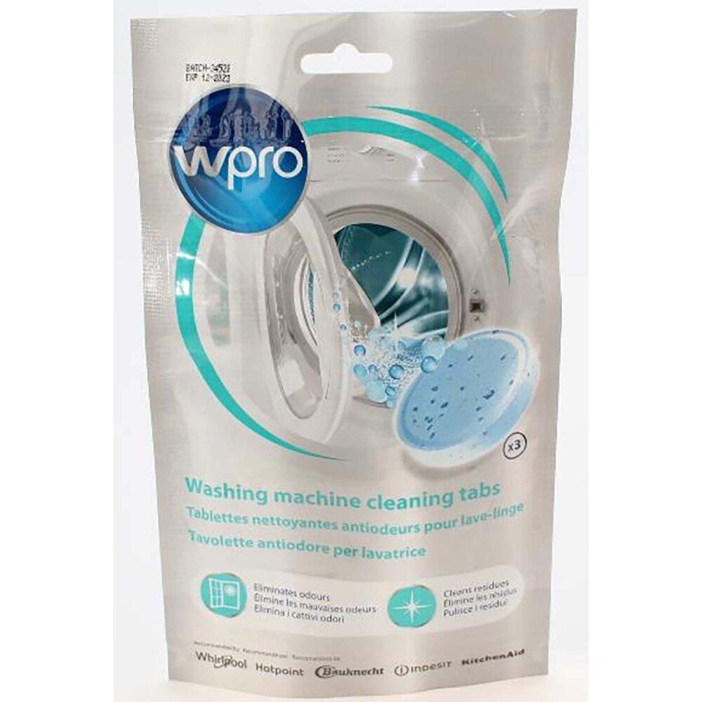 Reinigungstabletten Waschmaschine