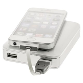 Sync und Ladekabel Apple Dock 30-pin - USB A male 0.10 m Weiss