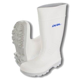 großer Diskontverkauf Rabatt-Verkauf offiziell Gr. 39 PU Stiefel mit Stahlkappe - Polyurethan Gummistiefel